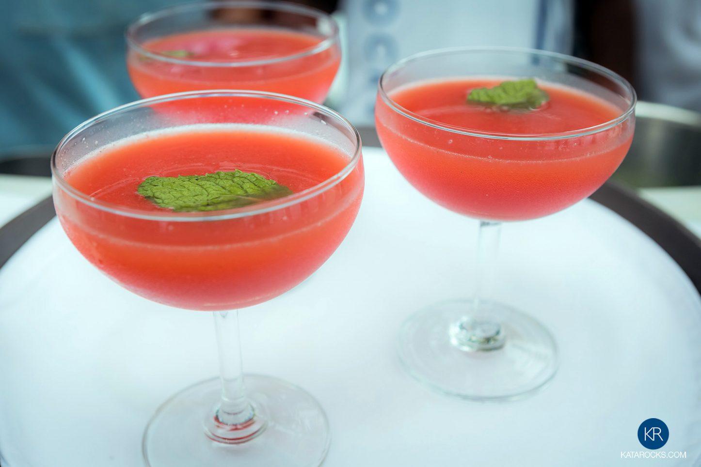 Kata Rocks celebrates Fourth Anniversary - Cocktails