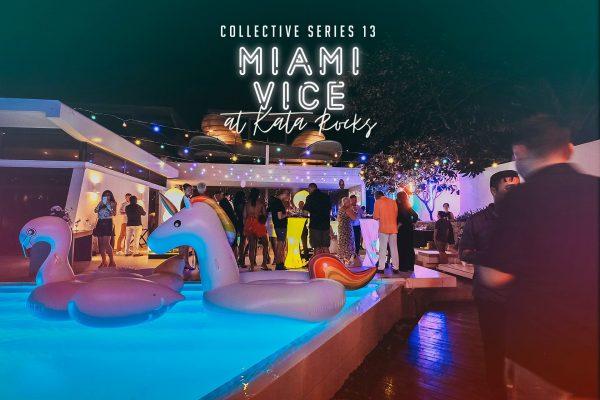 Kata rocks' collective series 13 'Miami vice'