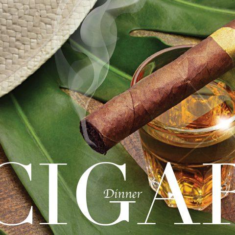 Kata Rocks - Cigar dinner