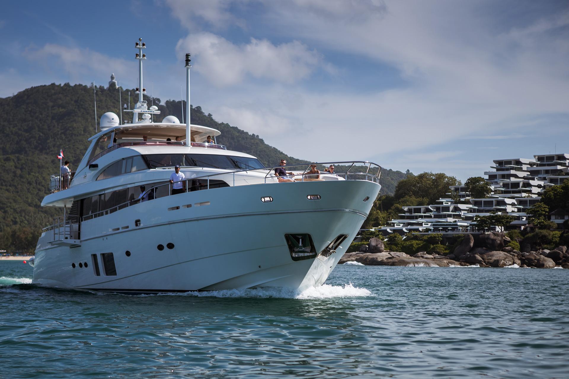 Kata Rocks Superyacht Rendezvous 2017