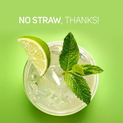 No straw | Kata Rocks