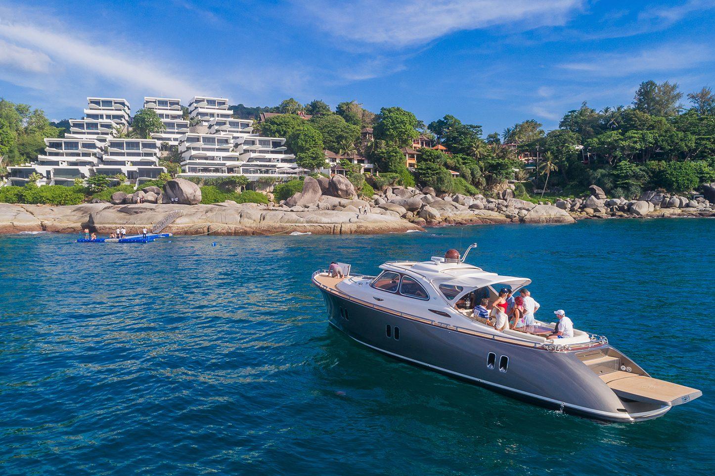 Kata Rocks - Yacht Charter booking service