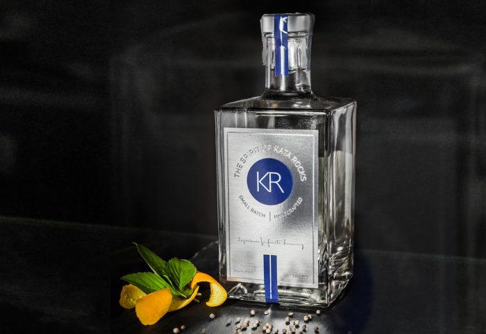 Kata Rocks' gin
