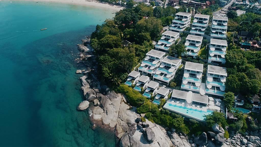 Phuket Luxury Villas Thailand Kata Rocks Official Site