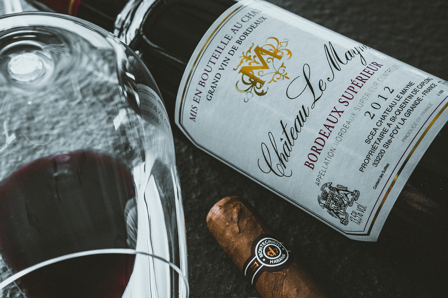 "Kata Rocks Wine - Château la Mayne"" Bordeaux Superior"
