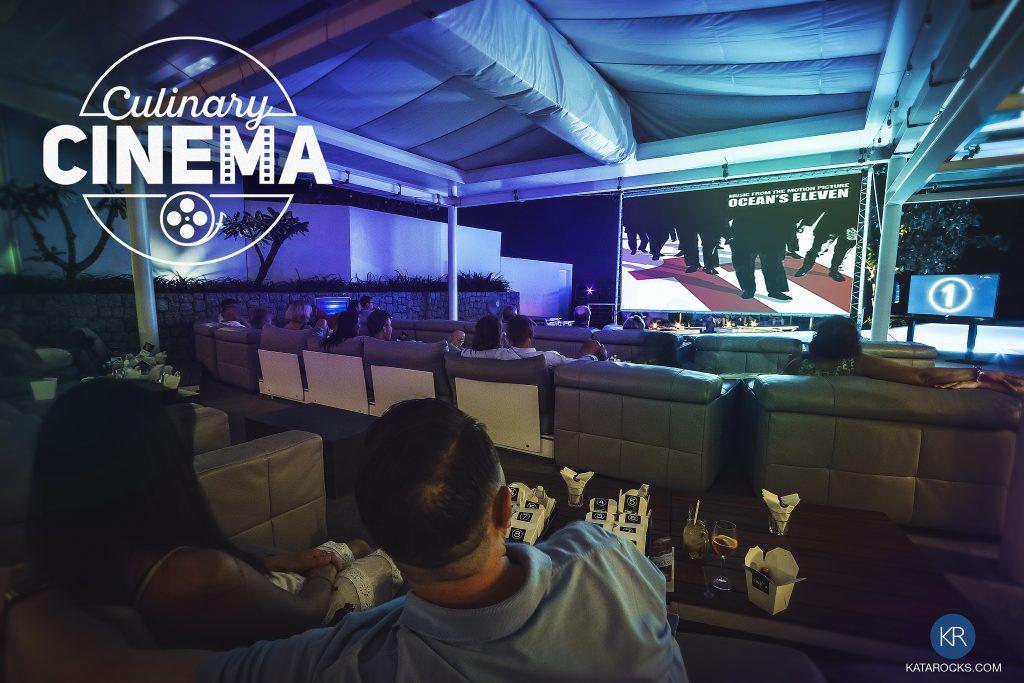 KATA ROCKS' CULINARY CINEMA RETURNS 28 DECEMBER WITH FESTIVE SEASON SHOWS