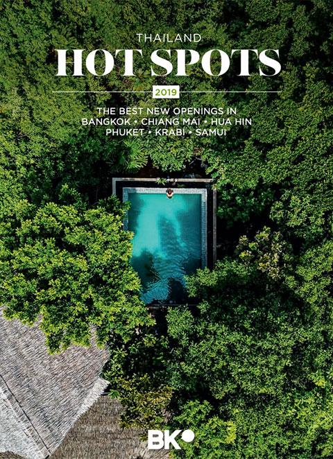 Thailand Hot Spots 2019