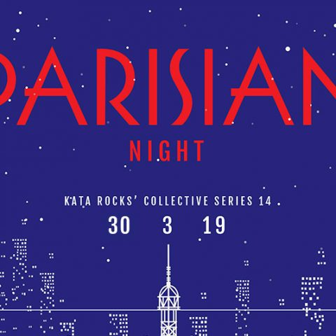 Kata Rocks' Collective Series XIV - Parisian night