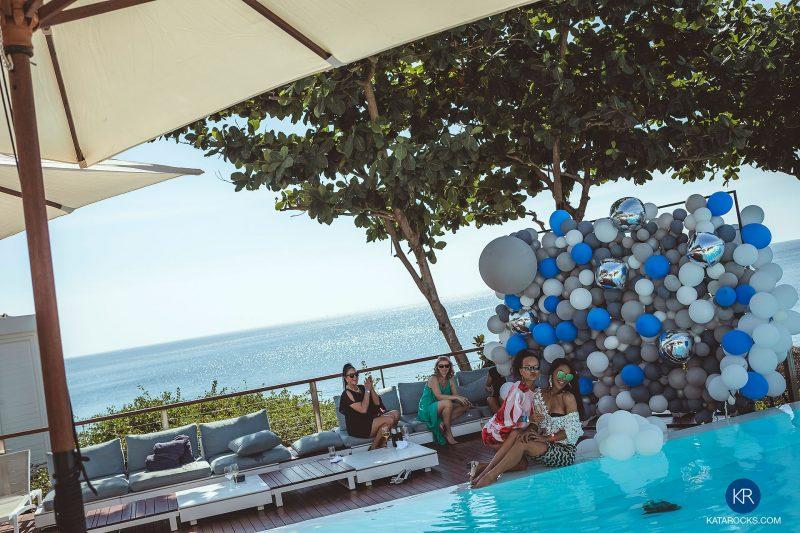 Kata Rocks Brunch Pool Party