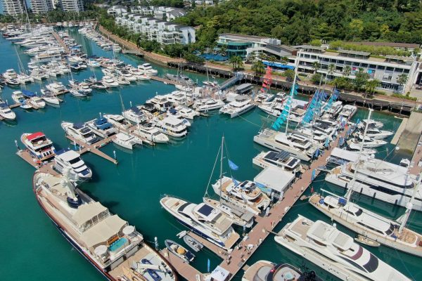 KRSR partners the Singapore Yachts Show 2019