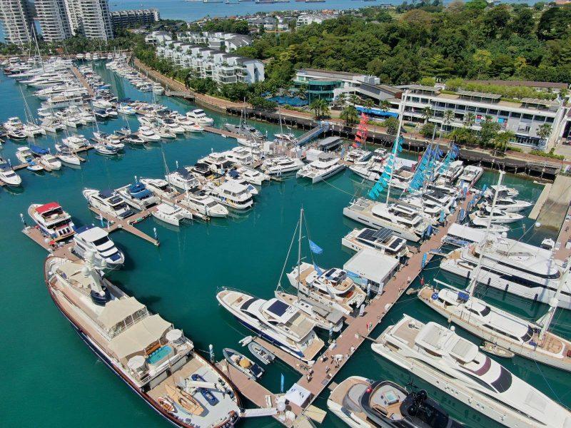 KRSR partners the Singapore Yachts Show 2019