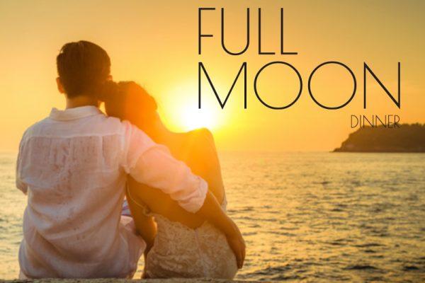 Memorable Full Moon Dinner at Kata Rocks