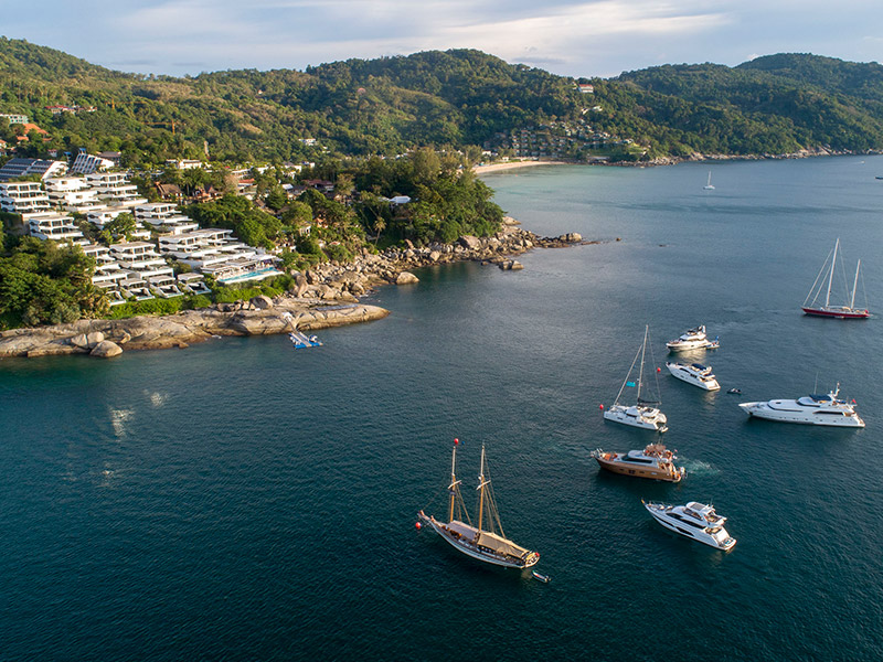 Kata Rocks Superyacht Rendezvous 2018 raises the bar again