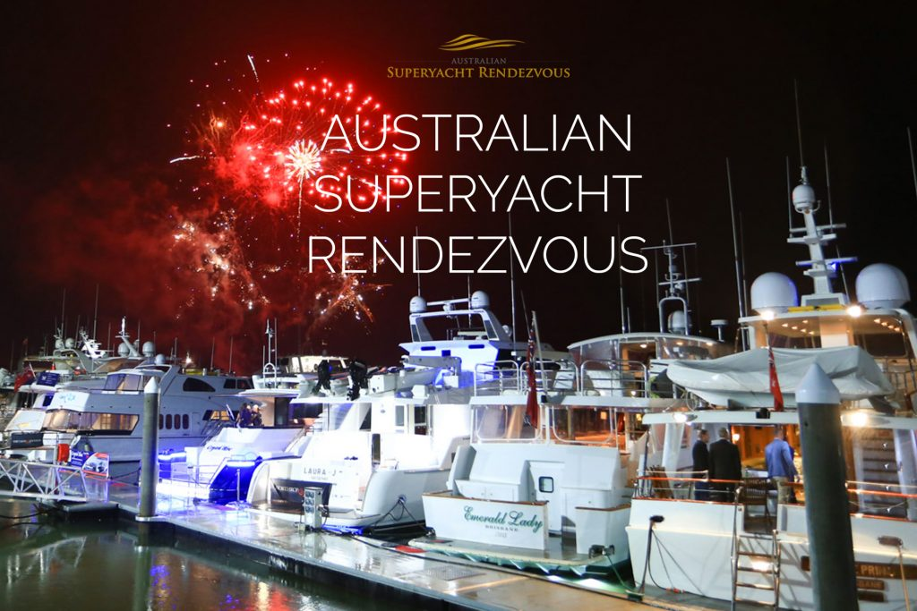 Australian Superyacht Rendezvous Joins the KRSR as Partner