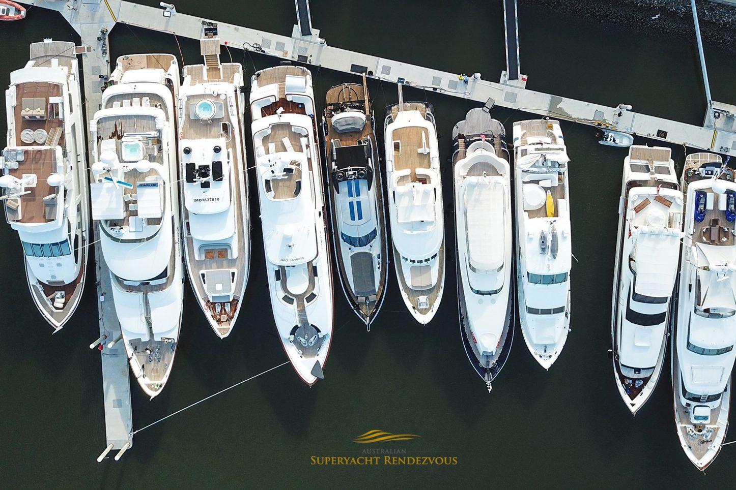 Australian Superyacht Rendezvous Joins the KRSR as Partner