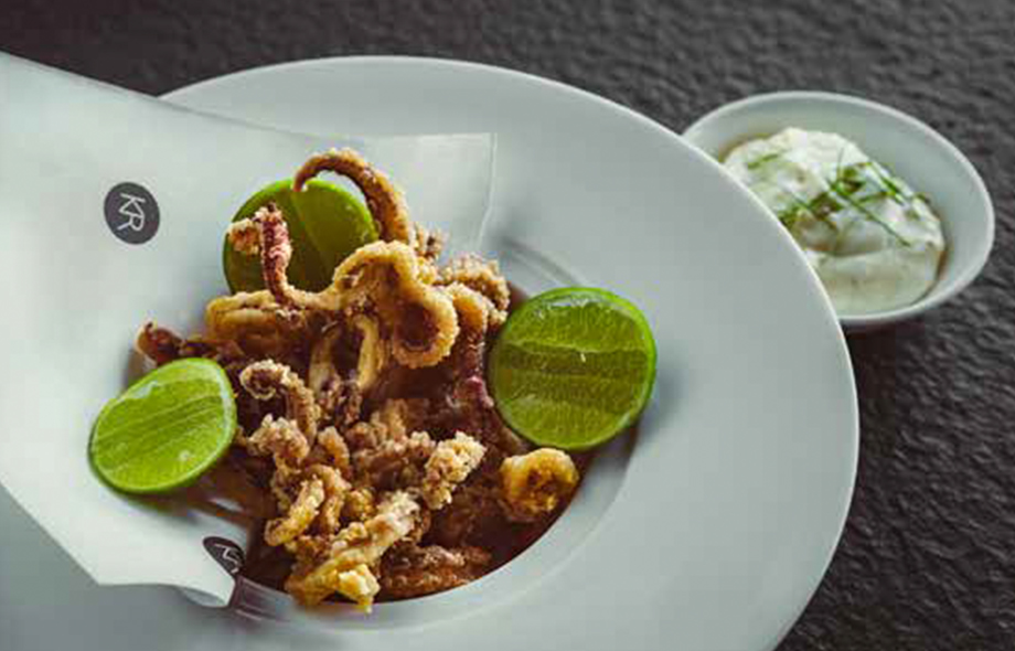 CALAMARI TOM YUM