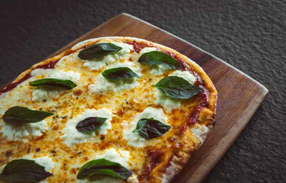 WHIPPED RICOTTA PIZZA