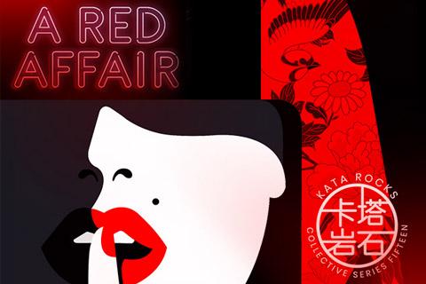 Kata Rocks' Collective Series 15 – 'A Red Affair'