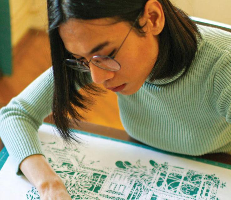 Thai artist Narath Boriboonhiranthana