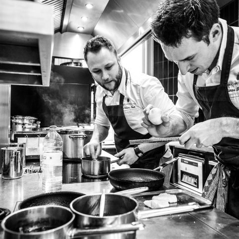 Kata Rocks' 'Four Hands' Michelin Starred Events