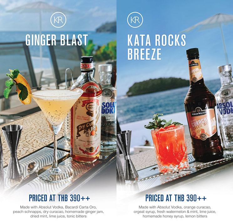 Handcrafted Cocktails - September 2019