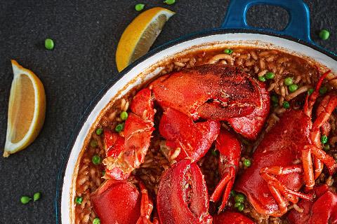 Taste showcase - Barceloneta Lobster Rice