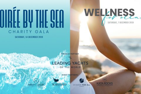 WELLNESS FOR OCEAN & SOIREE BY THE SEA