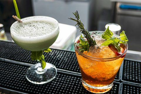 Cocktails of the month - December 2019