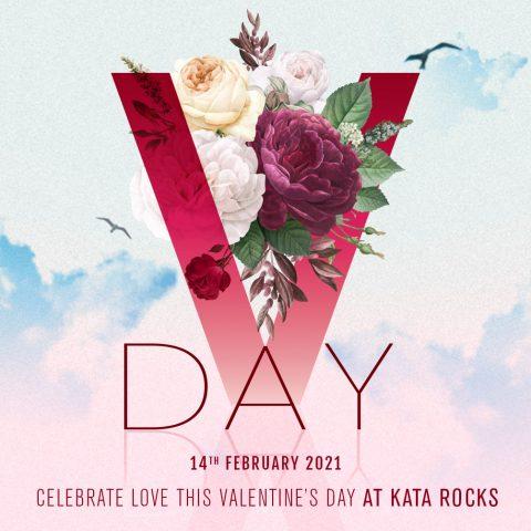 Celebrate love this Valentine's day at Kata Rocks