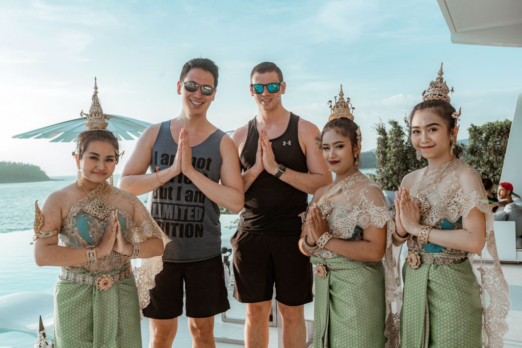 Songkran Celebrations - Celebrate Songkran festival at Kata Rocks Phuket