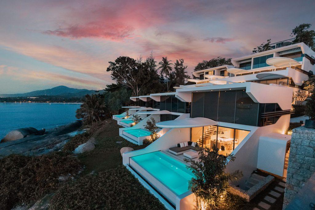 Kata Rocks Oceanloft Pool Villa