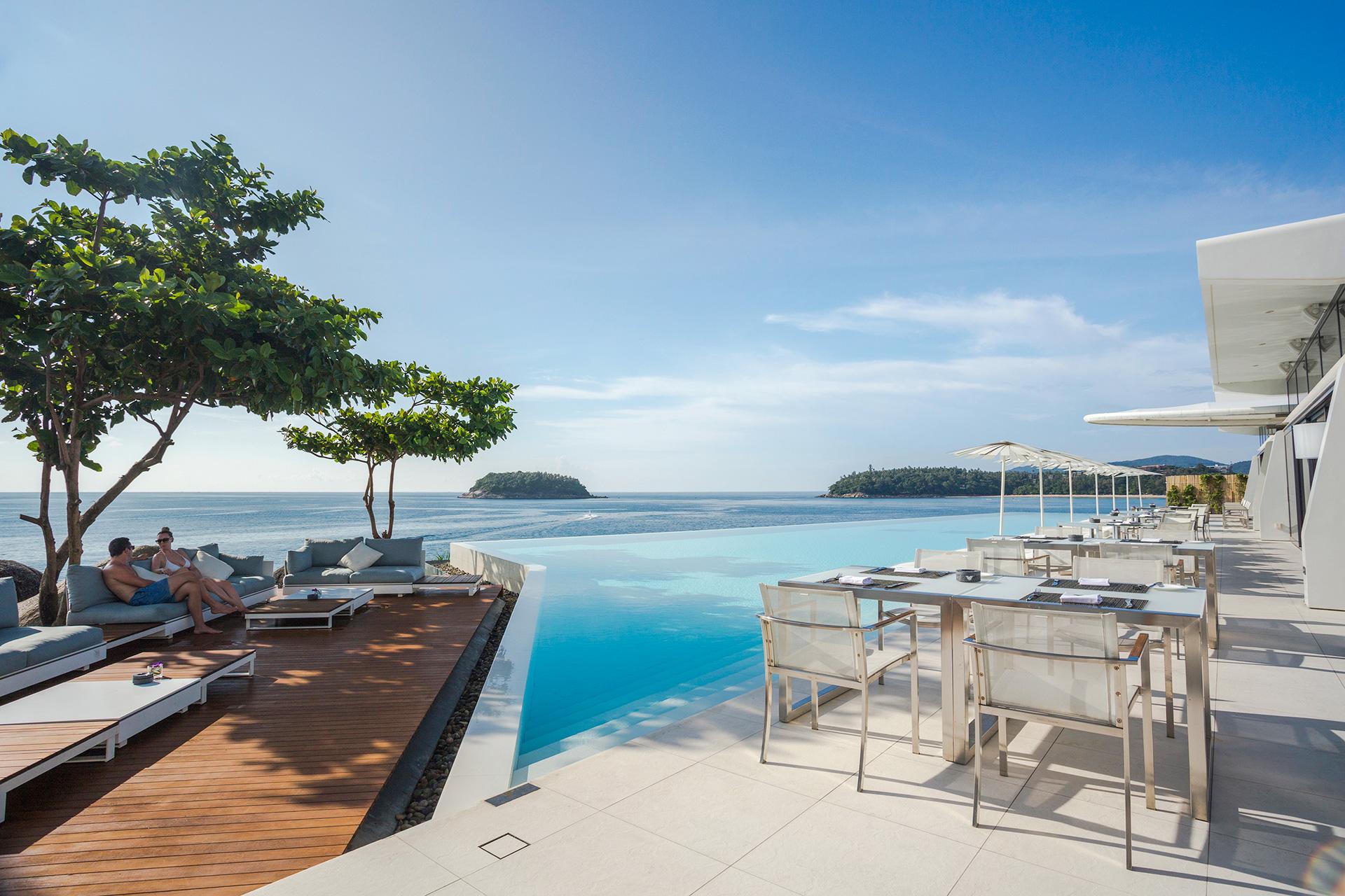 Best sunset and romantic restaurant in Phuket